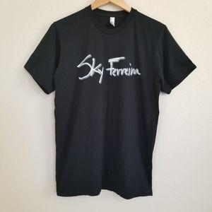 Sky Ferreira Graphic T Shirt Size Medium